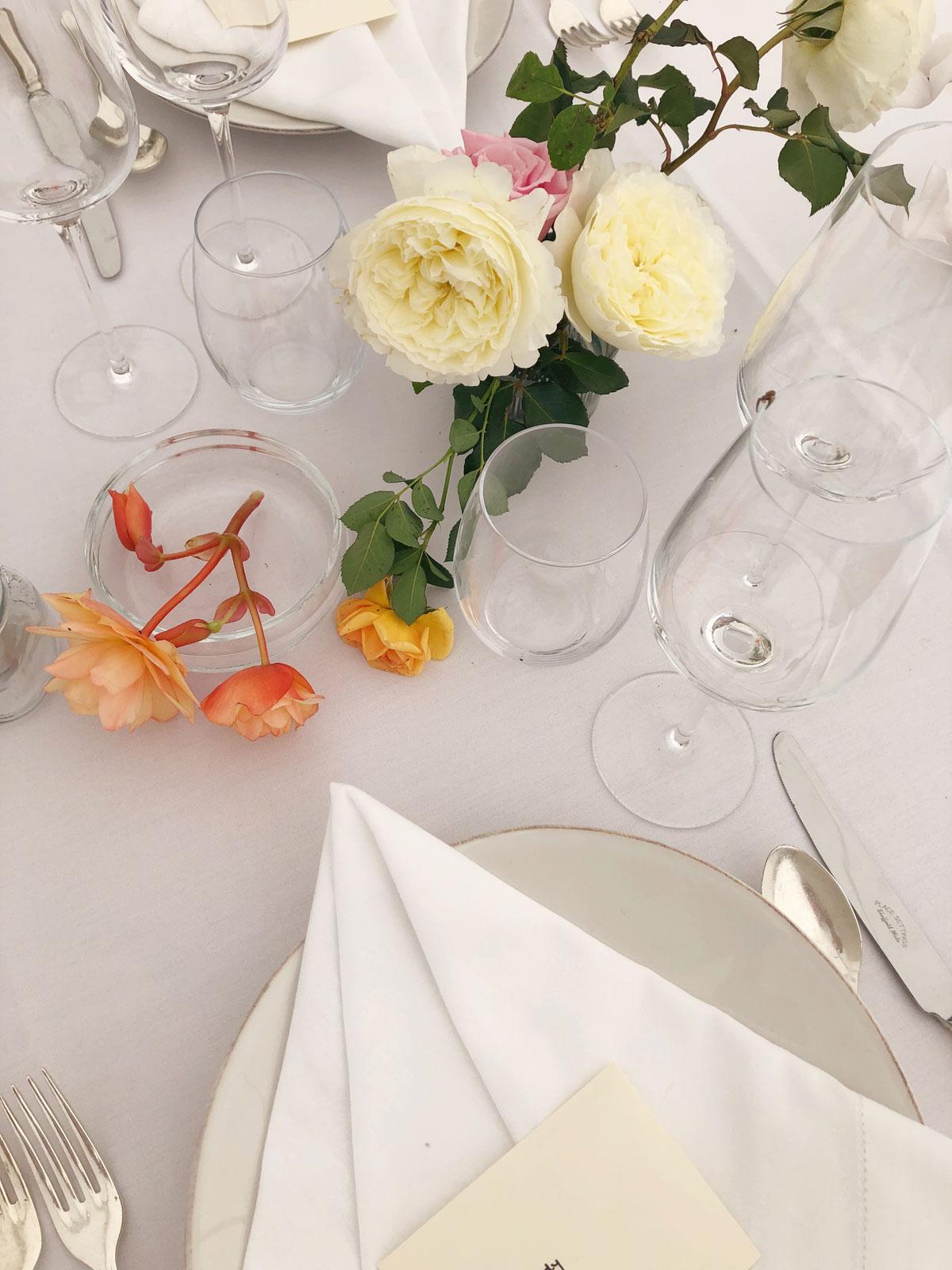 East Sussex Garden Wedding