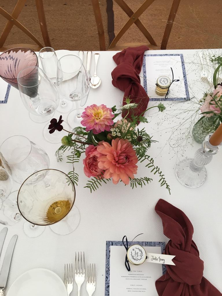 Surrey Lakeside Wedding